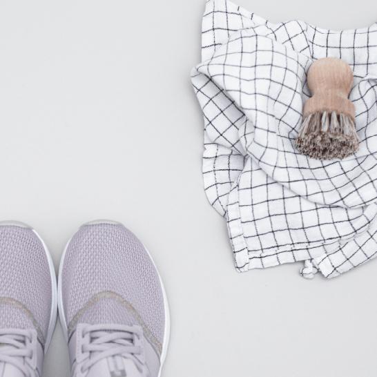 Wie Sie Ihre Schuhe desinfizieren