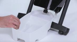 Laurastar System - So spülen Sie den Dampferzeuger aus?
