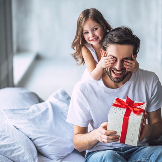 Der Vatertag steht vor der Tür! Sie brauchen Geschenkideen?
