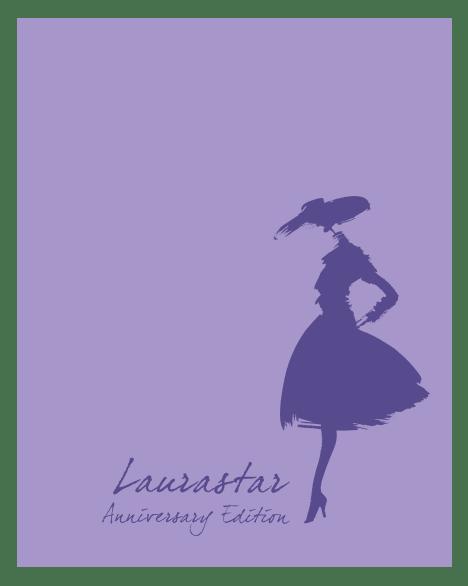 lila Laurastar B/ügelbezug X-tremecover S
