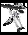 Bügelbezug X-Tremecover Schwarz - E
